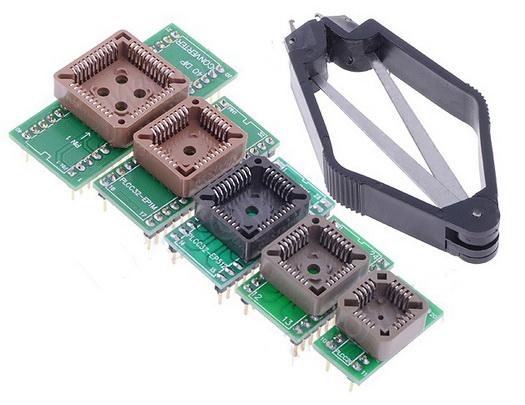 Комплект адаптеров микросхем с